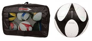 Picture for category Soccer balls & ball bags